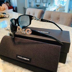 Dolce & Gabbana Logos Sunglasses